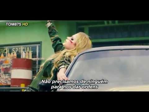 Avril Lavigne - Rock N Roll [Completo e Legendado / Traduzido] (Clipe Oficial)