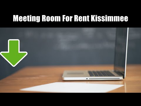Meeting Room For Rent Kissimmee - Meeting Room For Rent Kissimmee INSTANTLY!