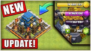 BUYING NEW UPDATE STUFF!!! ▶️ Clash of Clans ◀️ I DIDN'T EXPECT TO DO THIS MUCH...!