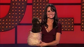Nina Conti and her non-human co-host - Live at the Apollo: Series 9 Episode 6 Preview - BBC One