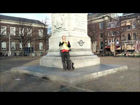 Andre van Delft 30-11 Yellow Vest Protest The Hague