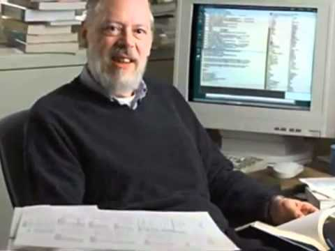Dennis Ritchie - Write in C (Let it be: The Beatles)
