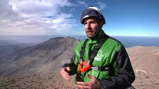 """بالفيديو- """"رأس الخيمة"""" تدخل """"جينيس"""" بأطول مسار انزلاقي في العالم"""