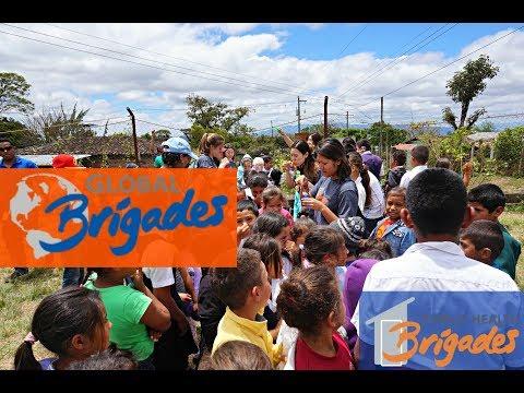 Global Brigades - Public Health Brigade - Honduras
