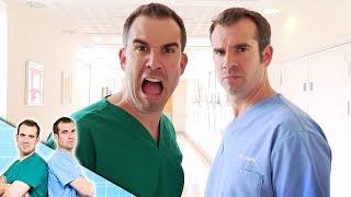 Operation Ouch en Español - Pacientes desafortunados | Mejor de | Operación Ouch!