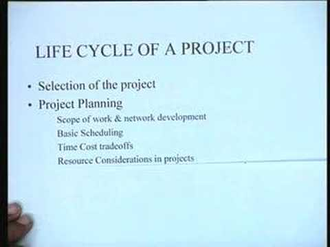 Lecture - 2 Project Management: An Overview