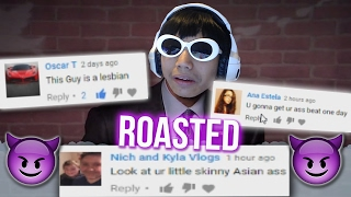 Reading Mean Comments (EXPOSED AND ROASTED)