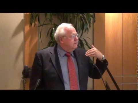 """Hindu Studies in American Universities - Opportunities and Challenges"" Talk by Prof. Gerald Larson"