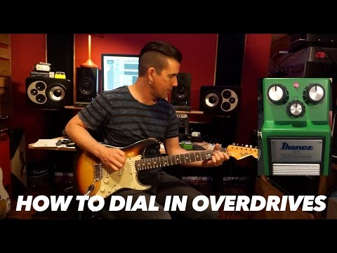 How To- And How NOT To- Use Overdrives And Distortions, Tone Secrets #2