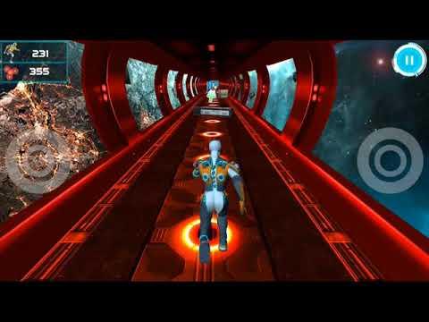 Run Robot Run - Galaxy Adventure