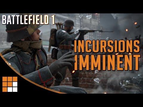 bf1 incursions matchmaking
