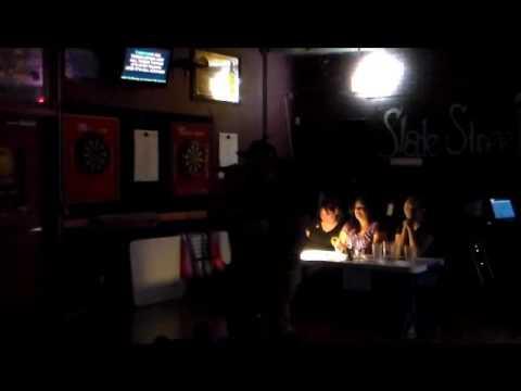 Slate Street Qualifying Karaoke Audition - 2016