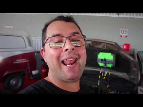 Kombi apitando freio e Injetores de Diesel - 3D Top Service Fortaleza CE