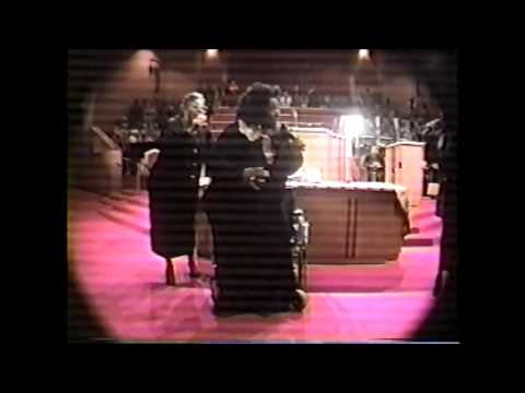 The Barrett Sisters Live YES COGIC CHANT!