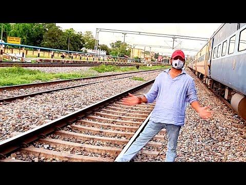 Train journey in