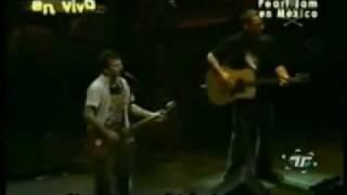Pearl Jam - I Am Mine Subtitulos Español