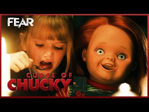 The Last Supper (Poisoned Chilli Scene) | Curse of Chucky