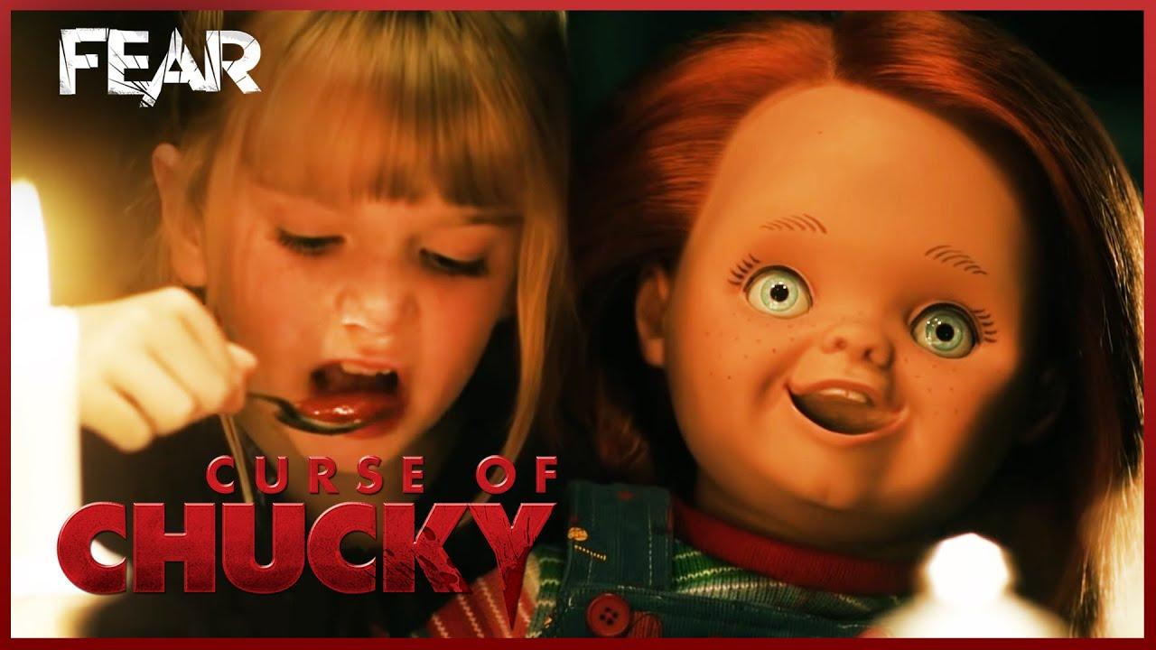 Download The Last Supper (Poisoned Chilli Scene)   Curse of Chucky