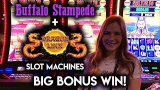 BIG BALL! on Dragon Link Slot Machine = BIG WIN!