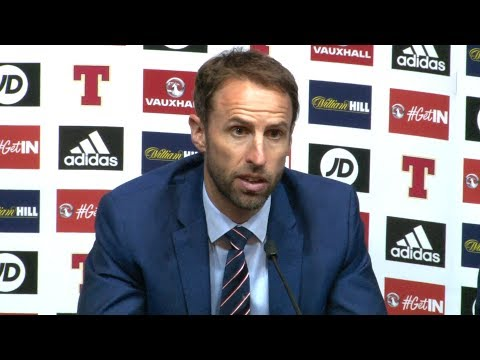 Scotland 2-2 England - Gareth Southgate Full Post Match Press Conference