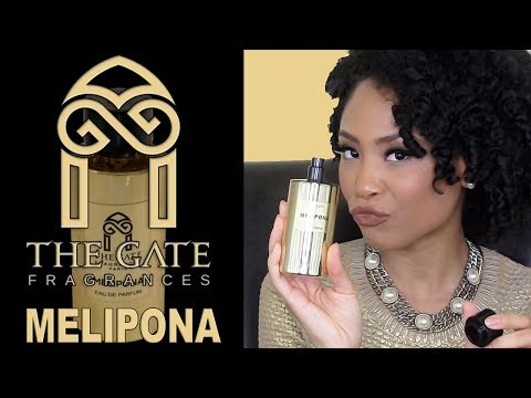 Melipona Eau de Parfum for Women by The Gate Fragrances - Perfume Review by Vava Couture