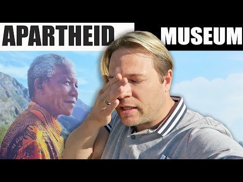 LETS TALK ABOUT APARTHEID   Apartheid Museum   South Africa Vacation