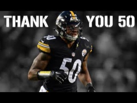 "Ryan Shazier Mini Movie: ""Thank you 50"" || Career Steelers Tribute ᴴᴰ"
