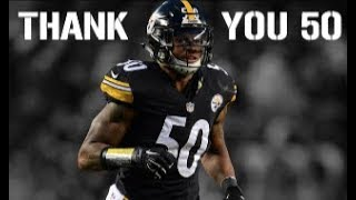 "Ryan Shazier Mini Movie: ""Thank you 50"" 