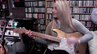 Me Singing 'Paperback Writer' By The Beatles (Full Instrumental Cover By Amy Slattery)