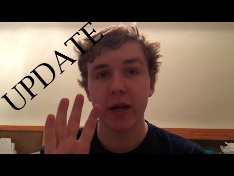 Quick November Update On College Applications - Applying To Colleges #9