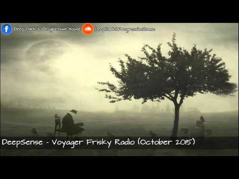 DeepSense - Voyager Frisky Radio (October 2015)