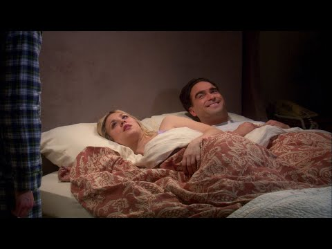 The Big Bang Theory - Please tell me you're not having coitus
