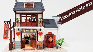 DIY Miniature DollhouseㅣDragon Gate Innㅣ용문객잔 미니어쳐하우스ㅣ박소소