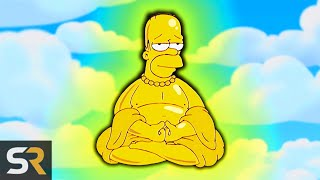 Simpsons Theory: Homer Is A God (Seriously)