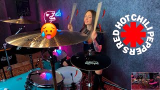 Red Hot Chili Peppers - Can't Stop (Drum Cover)