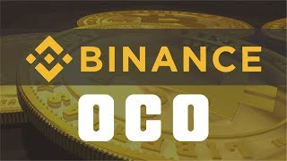 SEUS PROBLEMAS ACABARAM! BINANCE OCO #BITCOIN