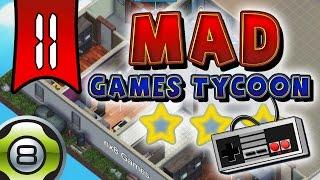 nx8 Games - Ep.11 - Milliardaire et FIN de la saison 1 - Mad Games Tycoon