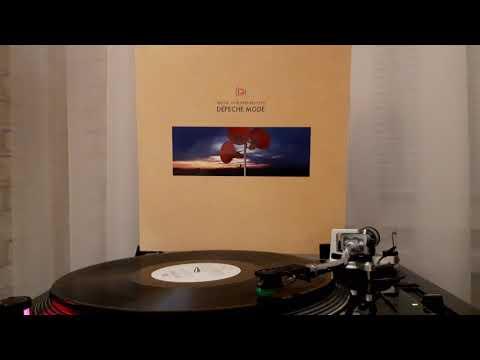 Depeche Mode - Behind The Wheel (On Vinyl Record)