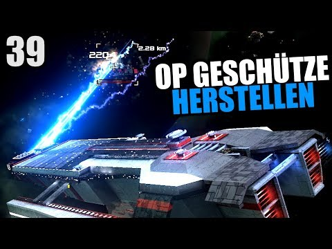 Avorion #39 OP Geschütze herstellen! | Deutsch