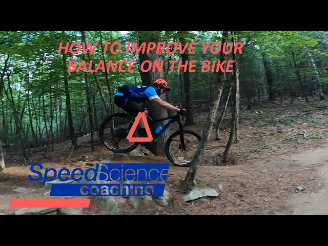 Improve Your Balance for Better Bike Handling