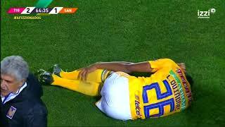 embeded bvideo Resumen   Tigres UANL 2 - 1 Santos Laguna   Liga MX - Clausura 2019 - Liga MX - Jornada 5