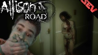 ALLISON ROAD Gameplay (German/Deutsch) Trailer | ALLISON ROAD HORROR GAME REACTION (Deutsch)