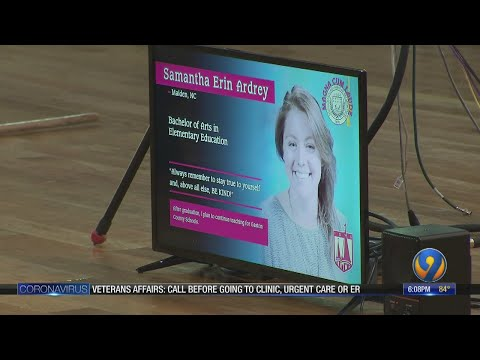 Belmont Abbey College hosts virtual graduation for students