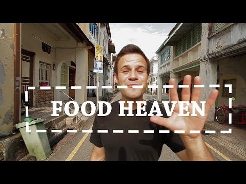 Top 5 Foods in Food Heaven | Penang, Malaysia | The Food Ranger