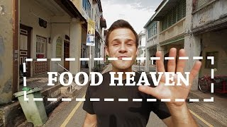 Food Heaven in Penang, Malaysia | The Food Ranger