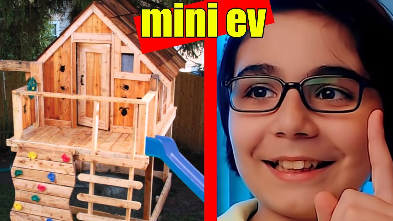 MİNİ İNŞAAT MİNİ EV