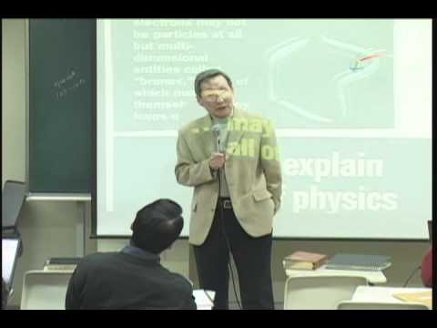 [SYU-BT] Lecture 06 Life Is Energy (Grand Unification Theory)