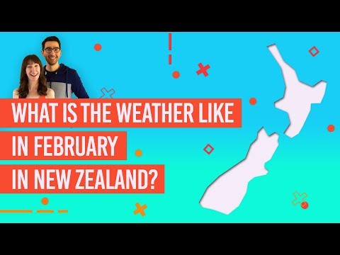 What Is The New Zealand Weather In February Like?