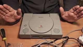 Принесли на ремонт Sony Playstation 1 - Ностальгічний Огляд