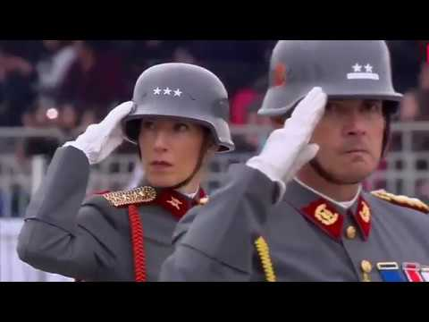 CHILE'S 2018 Military Parade